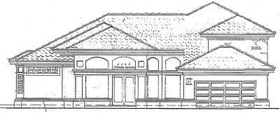 Two-Story Courtyard House Plan - 6382HD thumb - 03