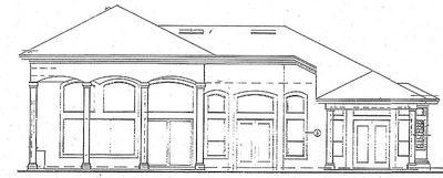 Two-Story Courtyard House Plan - 6382HD thumb - 05
