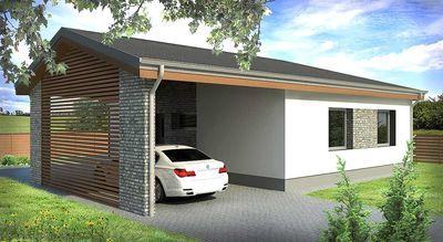 Modest ranch house plan 64210ek architectural designs for Modest home plans