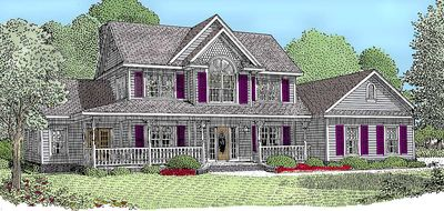 Timeless Country Victorian - 6519RF thumb - 04
