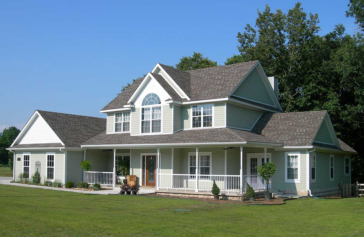 Timeless country farmhouse plan 6535rf architectural for Timeless house plans