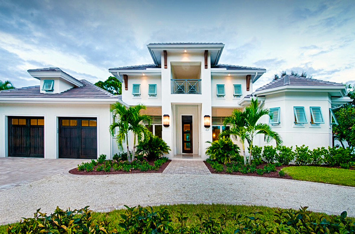 Florida plans architectural designs for Modern florida homes
