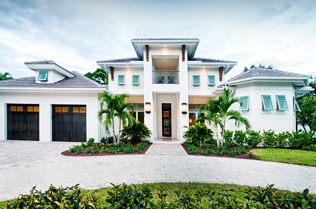southern florida house plans - house design plans