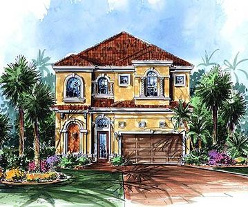 Key west style 66066gw architectural designs house plans for Key west style house designs