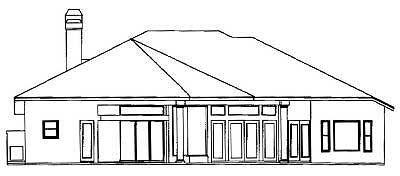 Popular Designer Home Plan - 66074GW thumb - 10