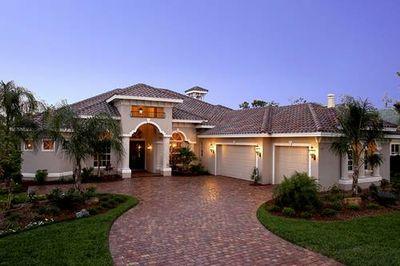 Popular Designer Home Plan - 66074GW thumb - 01