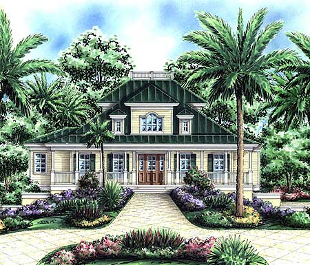Caribbean house plans styles house design plans for Caribbean home plans