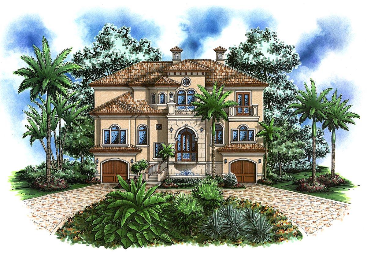 Casa Bella 66220we 1st Floor Master Suite Cad