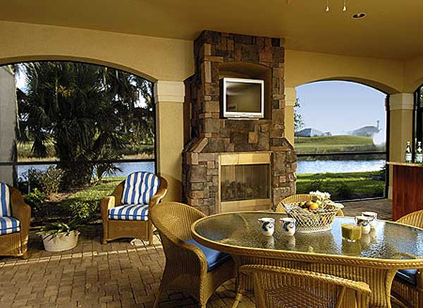 House Plans With Lanai Home Design And Style