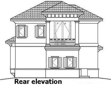 Mediterranean Carriage House Plan - 66264WE thumb - 02
