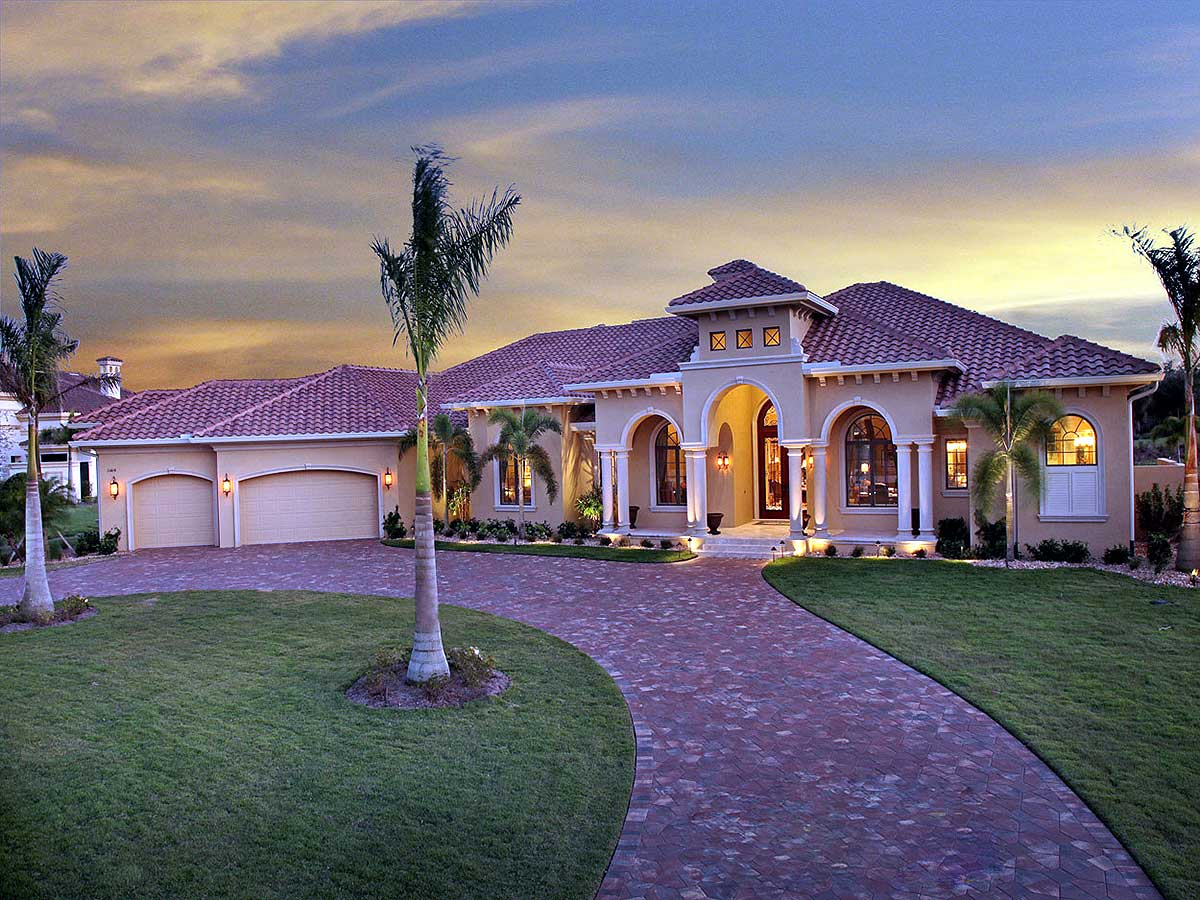 Magnificent Covered Lanai 66316we Architectural