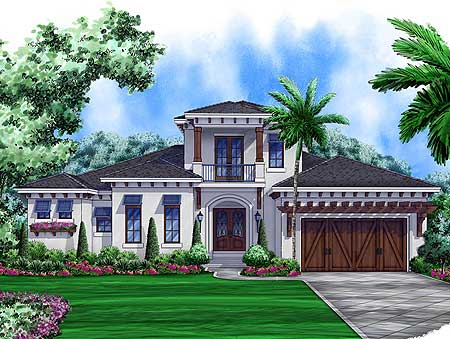 West indies style houses house design plans for West indies house plans