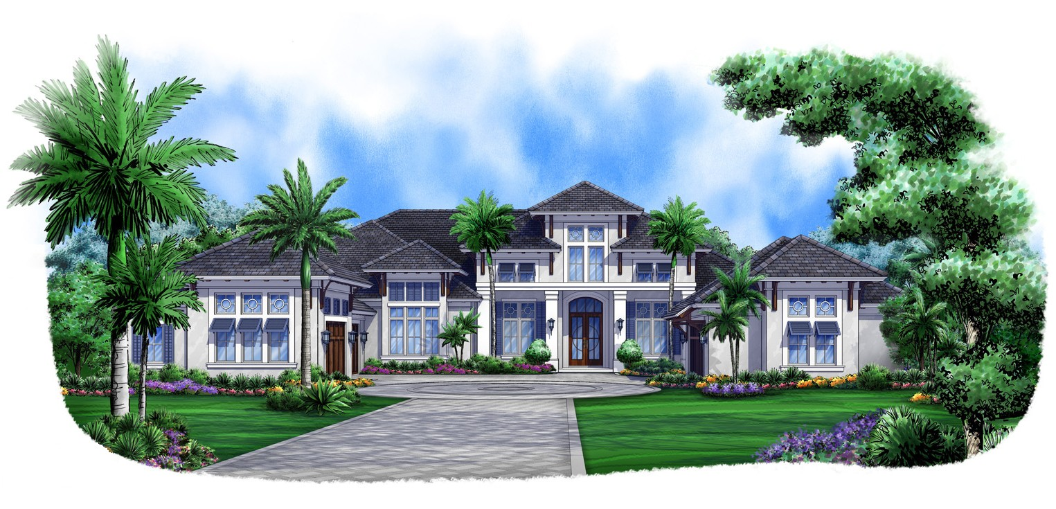 Impressive features 66322we architectural designs for Western house plans with photos
