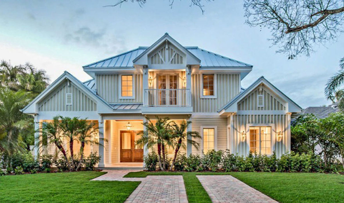 Gorgeous florida home plan 66331we architectural for Florida cottage plans