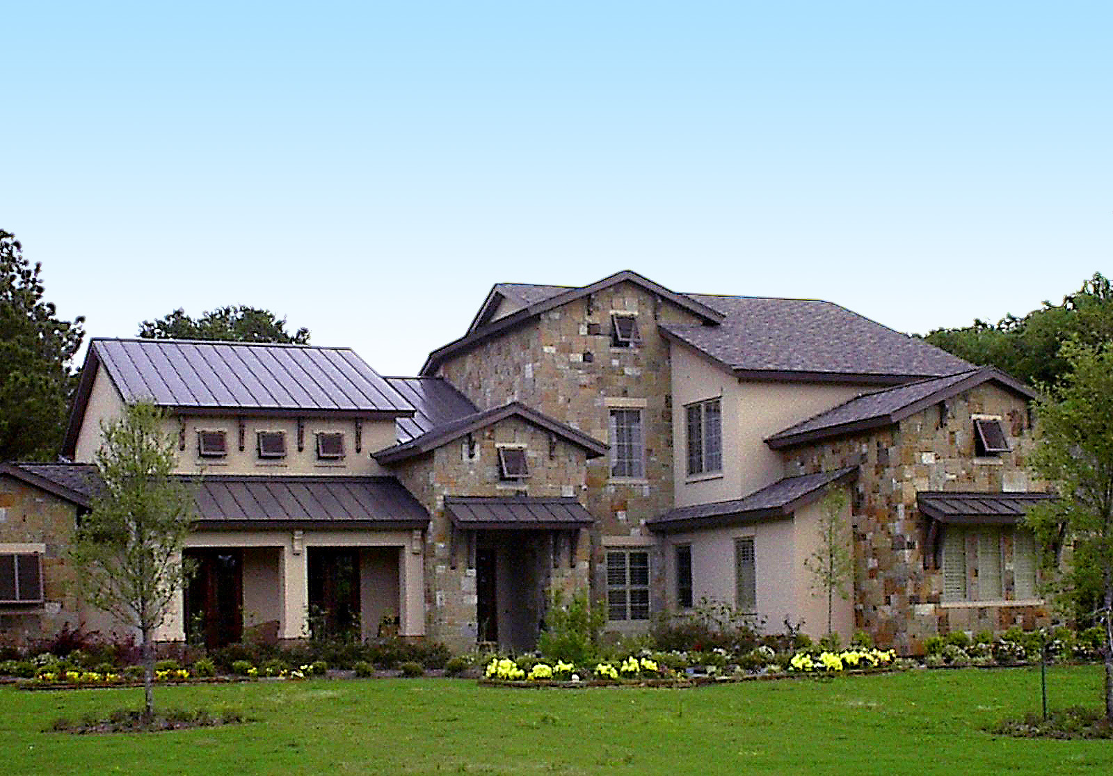 Compelling hill country house plan 67078gl 1st floor for Hill country house plans luxury