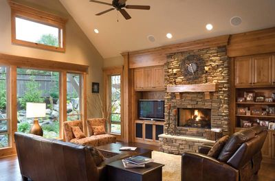 Charming And Luxurious Craftsman Home Plan 69002am