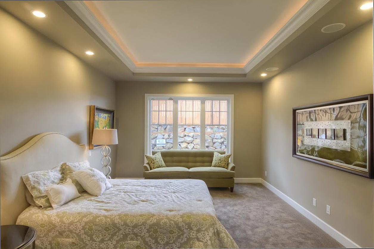 Cottage style with split bedroom design 69006am 1st for Split bedroom