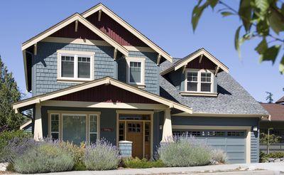 Craftsman Home Plan with Bonus Room - 6903AM thumb - 03