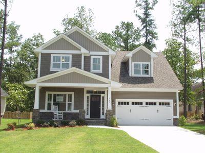 Craftsman Home Plan with Bonus Room - 6903AM thumb - 05