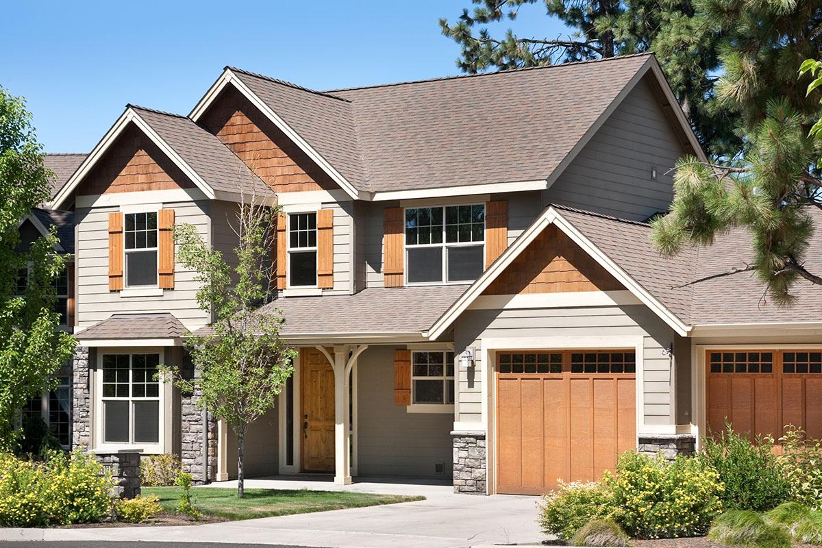 American Farmhouse Home Plan 69055am 1st Floor Master