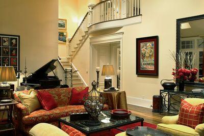 Rambling And Rustic Shingle Style House Plan - 69079AM thumb - 02