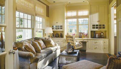 Rambling And Rustic Shingle Style House Plan - 69079AM thumb - 05