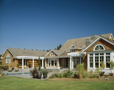 Rambling And Rustic Shingle Style House Plan - 69079AM thumb - 22
