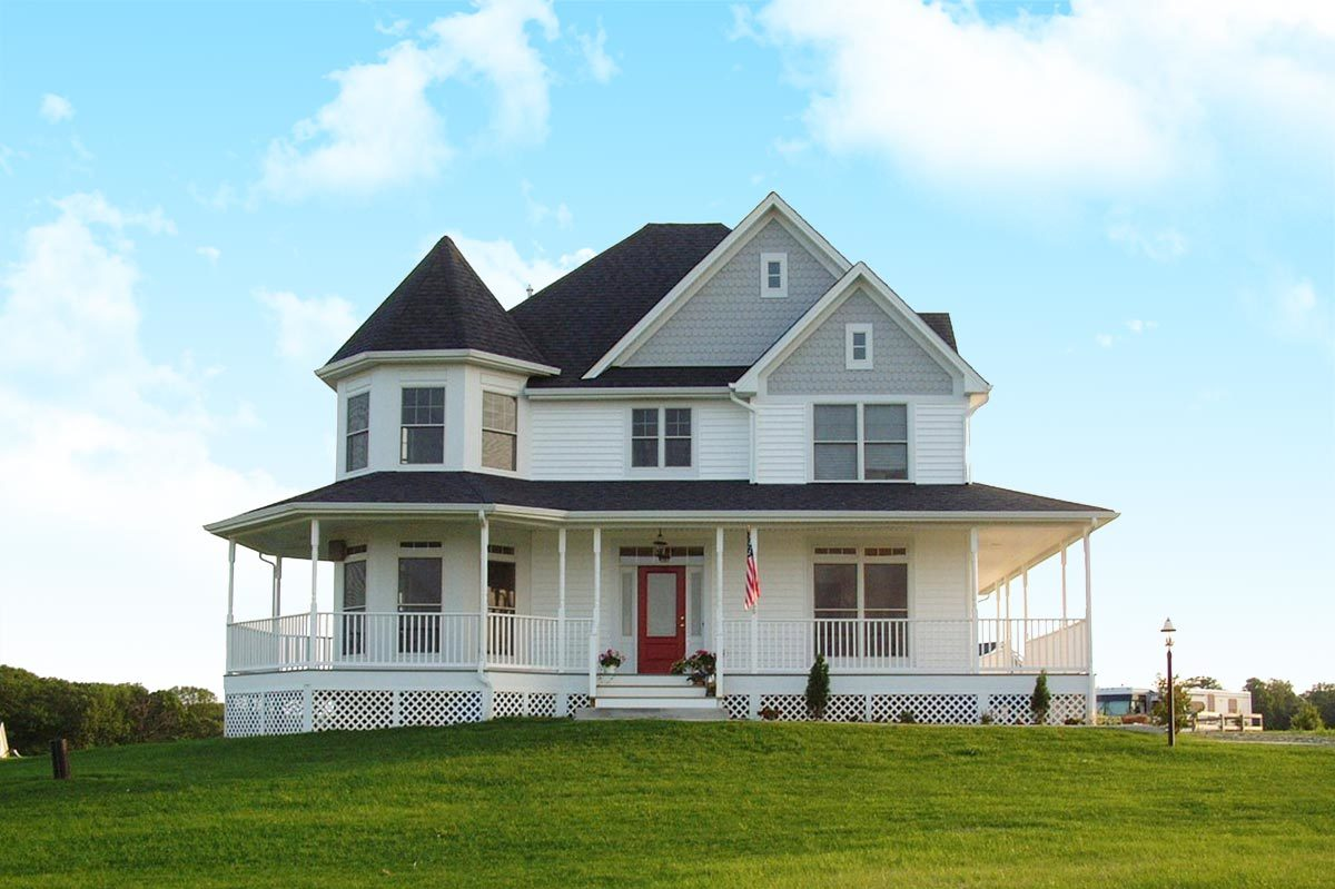 Marvelous victorian house plans images exterior ideas 3d for Historic farmhouse floor plans