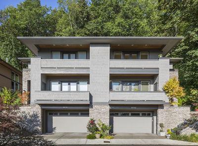 Hillside Multi-Family Home Plan - 69111AM thumb - 02