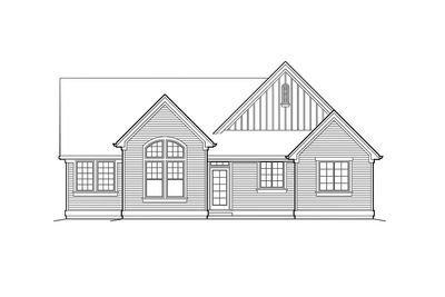Cottage Plan with Bay Window 69116AM Architectural Designs
