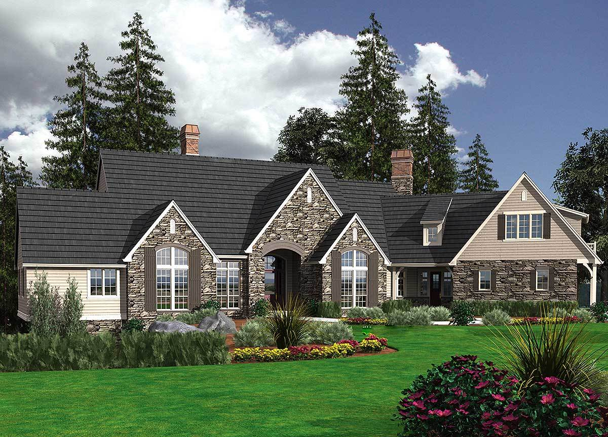 almost 9000 square feet of luxury 69142am 01 plan 69142am - 9000 Square Feet House Plans
