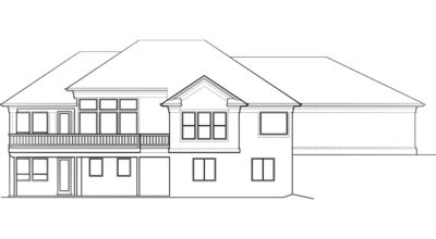 Contemporary Plan with Master Suite - 69271AM thumb - 03