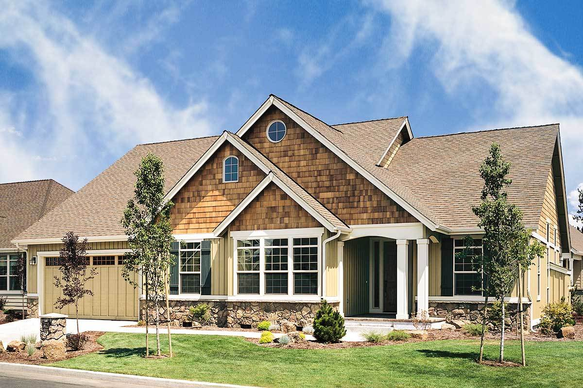 Charming country craftsman house plan 6930am architectural designs house plans for Architecture design home plans