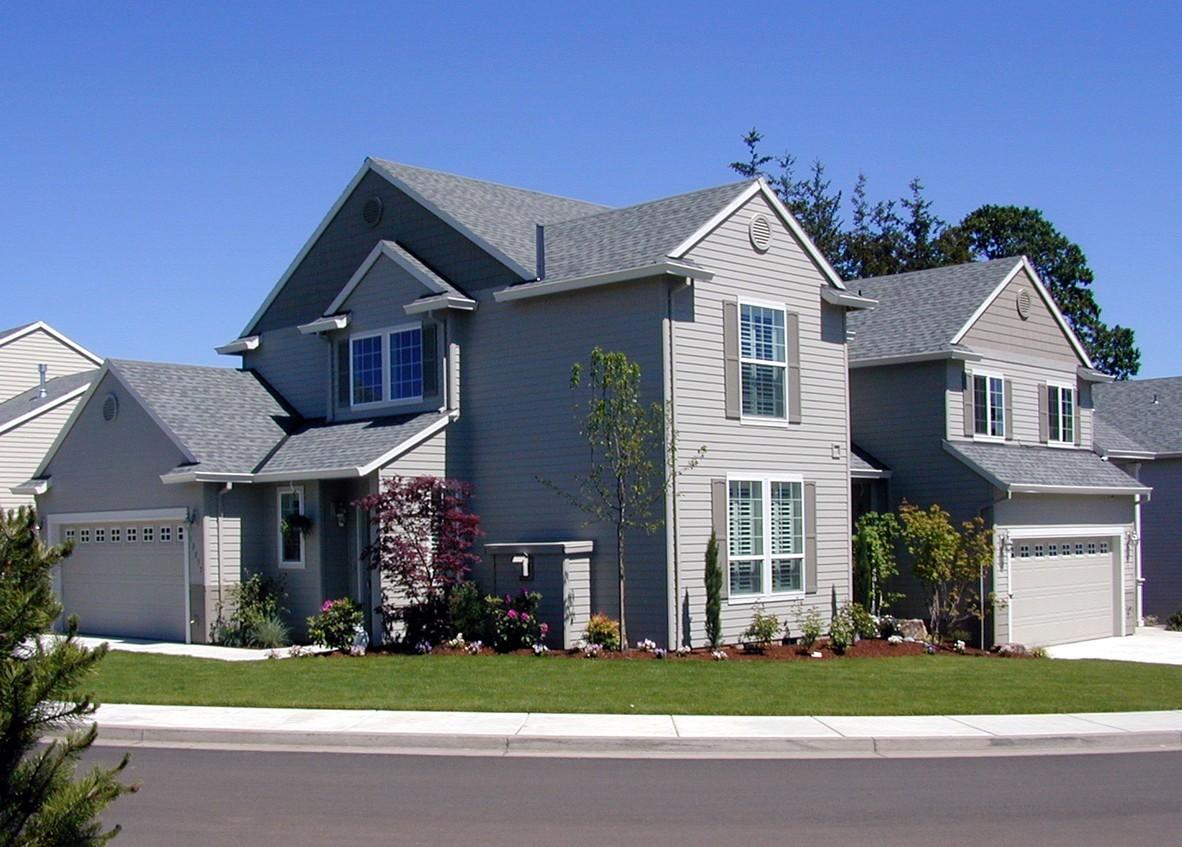 Duplex with Single Family Appearances  69382AM  Architectural Designs  House Plans