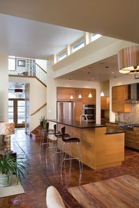 Stunning Contemporary Home Plan with Photos - 69446AM thumb - 19