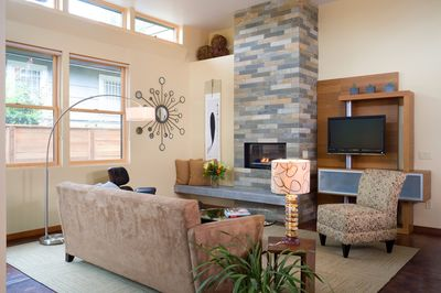 Stunning Contemporary Home Plan with Photos - 69446AM thumb - 15