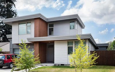 Stunning Contemporary Home Plan with Photos - 69446AM thumb - 27