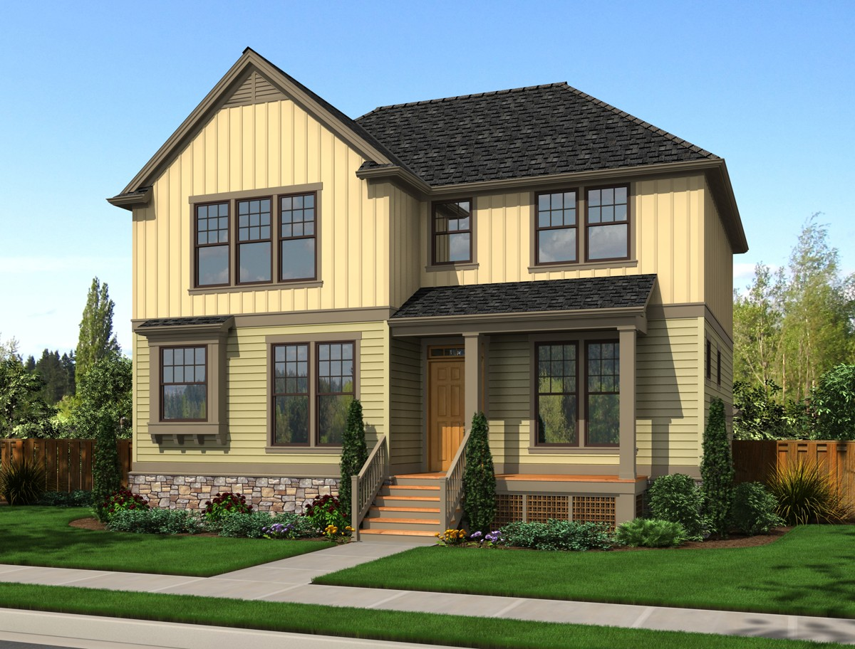 Traditional neighborhood design 69517am 2nd floor - Traditional neighborhood design house plans ...