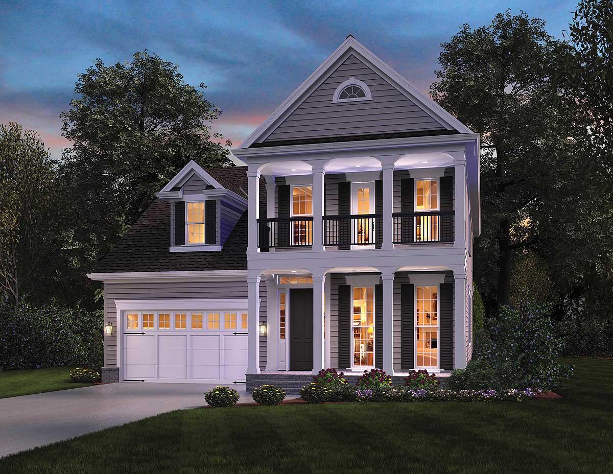 Terrific Bonus Space - 69519AM | Architectural Designs - House Plans