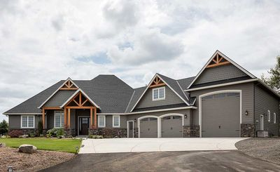 3 bedroom craftsman home plan 69533am architectural for Craftsman style house plans with basement