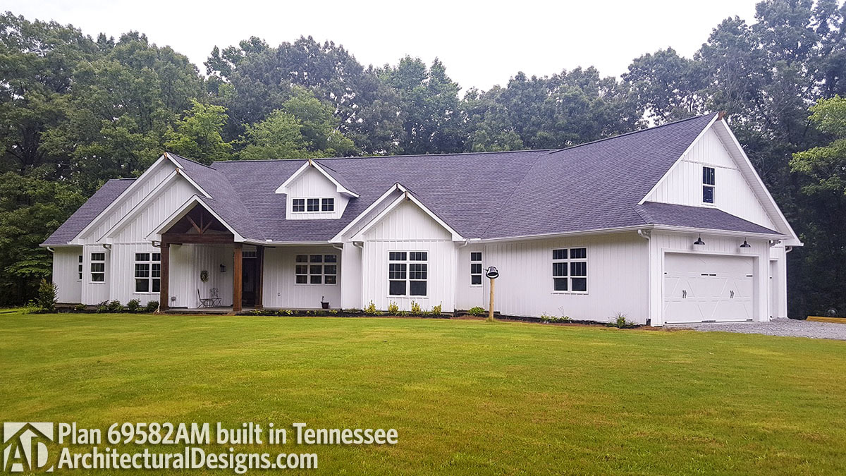 House Plan Am Comes To Life In Tennessee