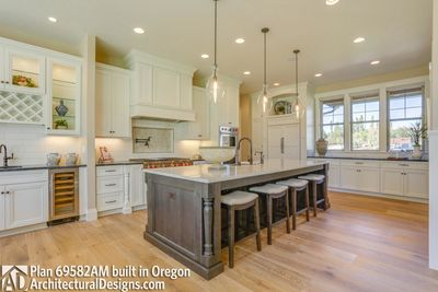 House Plan 69582AM comes to life in Oregon - photo 041