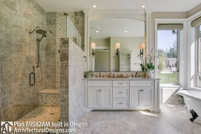 House Plan 69582AM comes to life in Oregon - photo 073