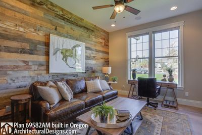 House Plan 69582AM comes to life in Oregon - photo 050