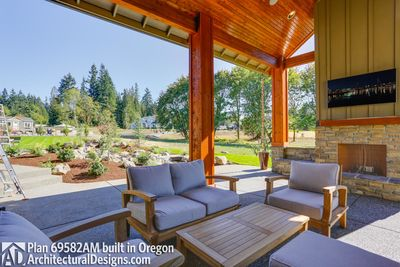 House Plan 69582AM comes to life in Oregon - photo 024