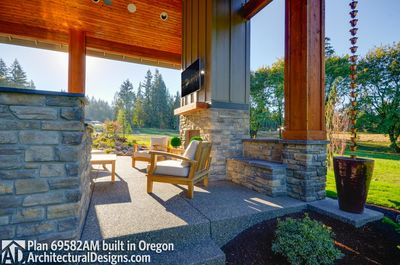 House Plan 69582AM comes to life in Oregon - photo 026