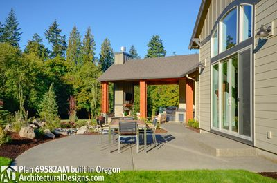 House Plan 69582AM comes to life in Oregon - photo 019