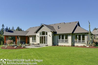 House Plan 69582AM comes to life in Oregon - photo 013