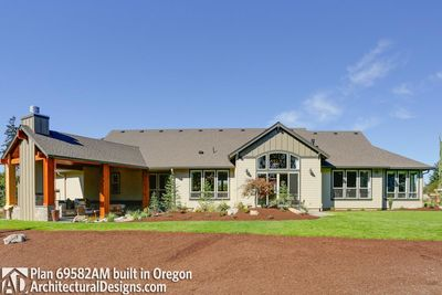 beautiful northwest ranch home plan 69582am thumb 05 - Architectural Designs Com
