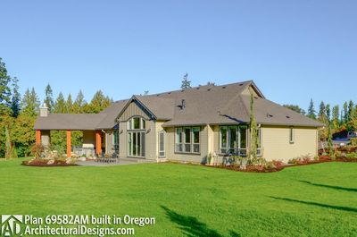 House Plan 69582AM comes to life in Oregon - photo 012